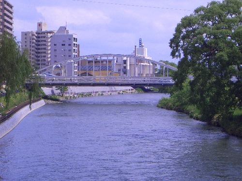 開運橋(二度泣き橋)