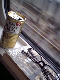 上京1日目で既にお疲れ…(Θ_Θ)