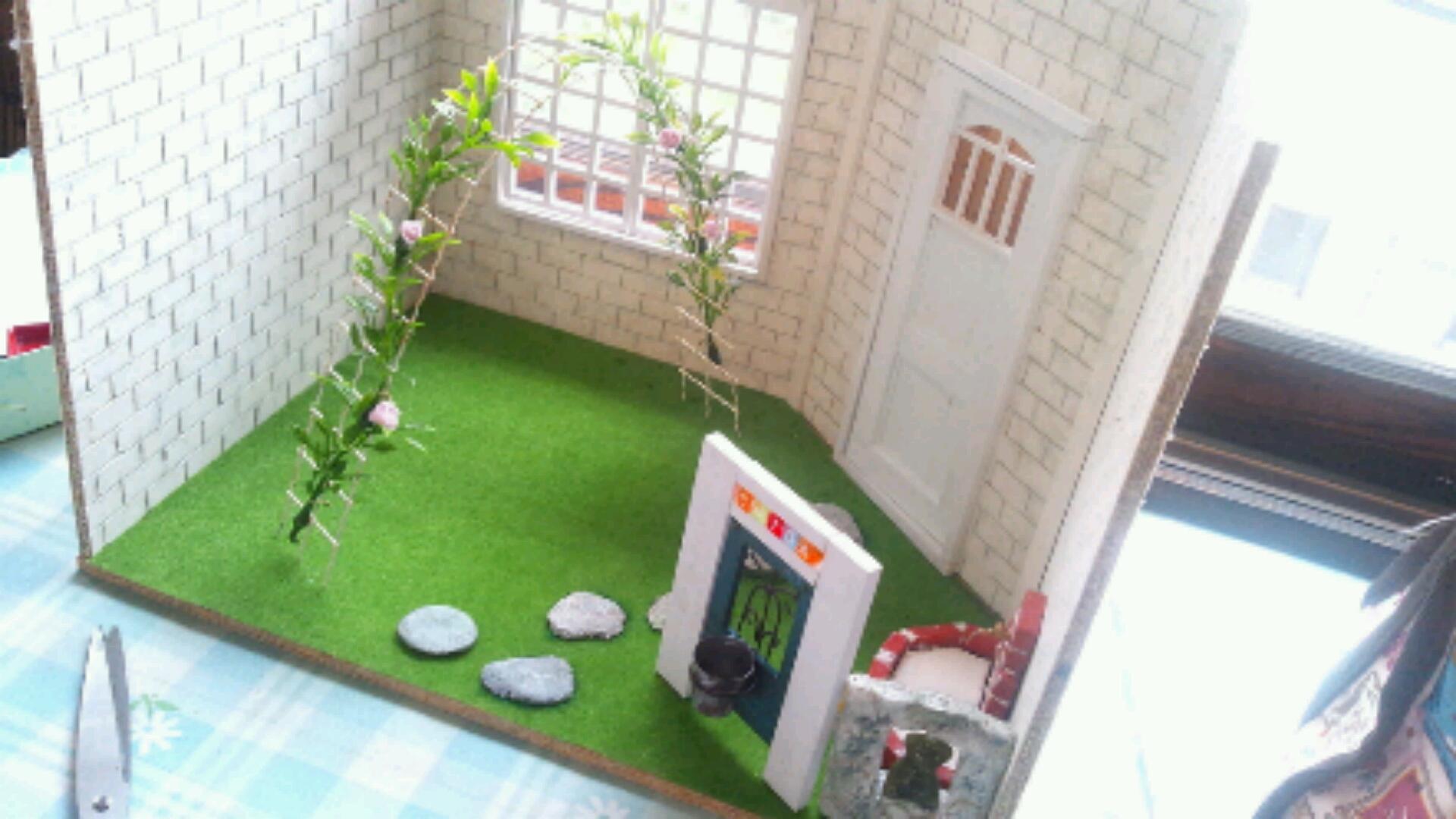 ドールハウス教室